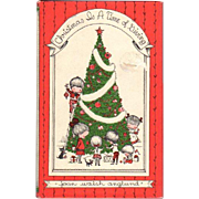 1961 Christmas Is A Time Of Giving Book Joan Walsh Anglund