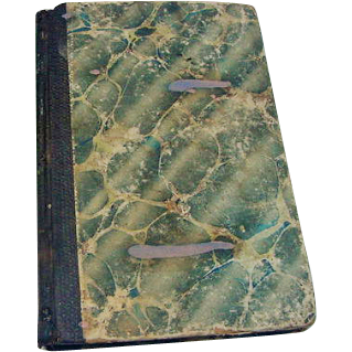 Antique Book 1838 Primitive Anecdotes Famous Short Stories on Character Moral Teachers Christianity