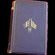 1869 Antiquities of Heraldry Medieval Amorial Seals Ellis Antique Book Illustrated Plates