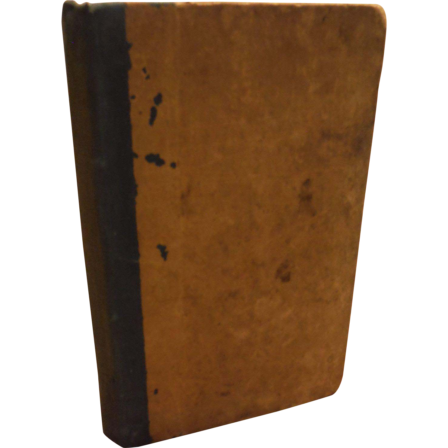 1820 Primitive Thomas Campbell Poetry Verse Theodric and Other Poems Antique Book Regency Georgian