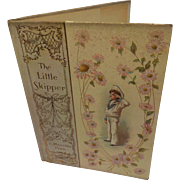 Victorian 1900 The Little Skipper Nautical Navy Sailor Ship Story Children Book Bravery & Character
