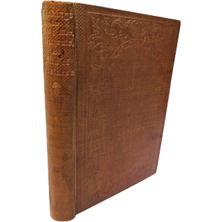 Rare 1859 First American Edition Readings For Young Men Merchants And Men of Business Victorian Book Morality Integrity Industry Success Etiquette Principles