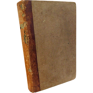 1837 A History of the United States John Frost for schools & academies Discovery to President Jackson Second Ed Illustrated Antique Book