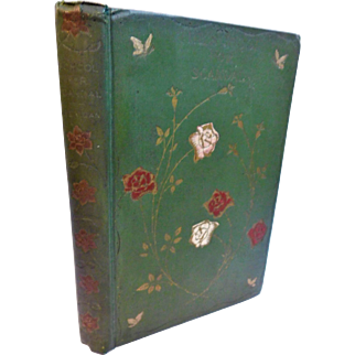 1899 Victorian Book The School For Scandal Richard Sheridan London Society Theater Play Book Wit Satire Humor Illustrated
