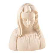 Vintage Boehm Porcelain Bust - Virgin Mary