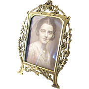 Lovely Vintage Photo Frame - English, 1920's