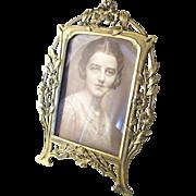 Lovely Vintage Photo Frame - English, 1920's