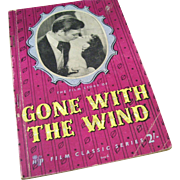 Film Story of Gone With the Wind - English, 1948 - LOTS of photos
