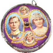 Souvenir Tape Measure - 1937 British Royal Coronation