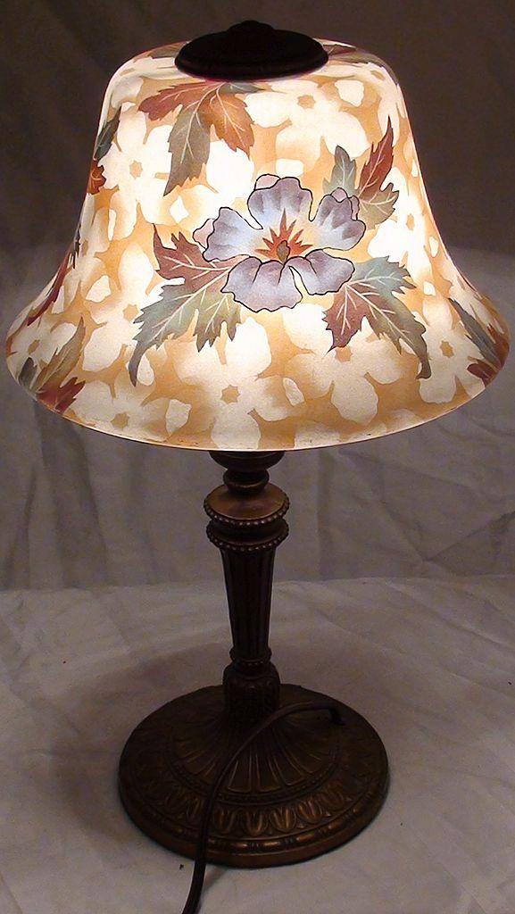 Bellova Boudoir Lamp