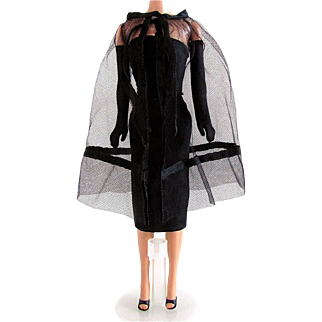Barbie Black Magic Fashion #1609, Vintage 1964 Mattel