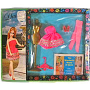 Dawn Doll Fashion Twinkle Twirl #8114, Mint In Package, Vintage 1970 by Topper Toys