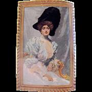Dame Fashion: Paris – London, 1786 - 1912, book by Julius M. Price, Published 1913