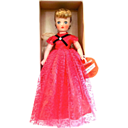 Horsman Cindy Doll with Hangtag in Original Box, 20-Inch, Vintage 1959