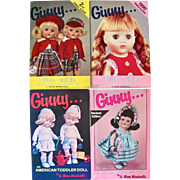 Two Ginny Doll Reference Books Plus Price Guides, Ginny An American Toddler Doll, A. Glenn Mandeville