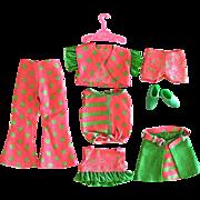 Skipper Dolls Clothes Lolapaloozas Vintage 1967 Mattel Fashion 1947