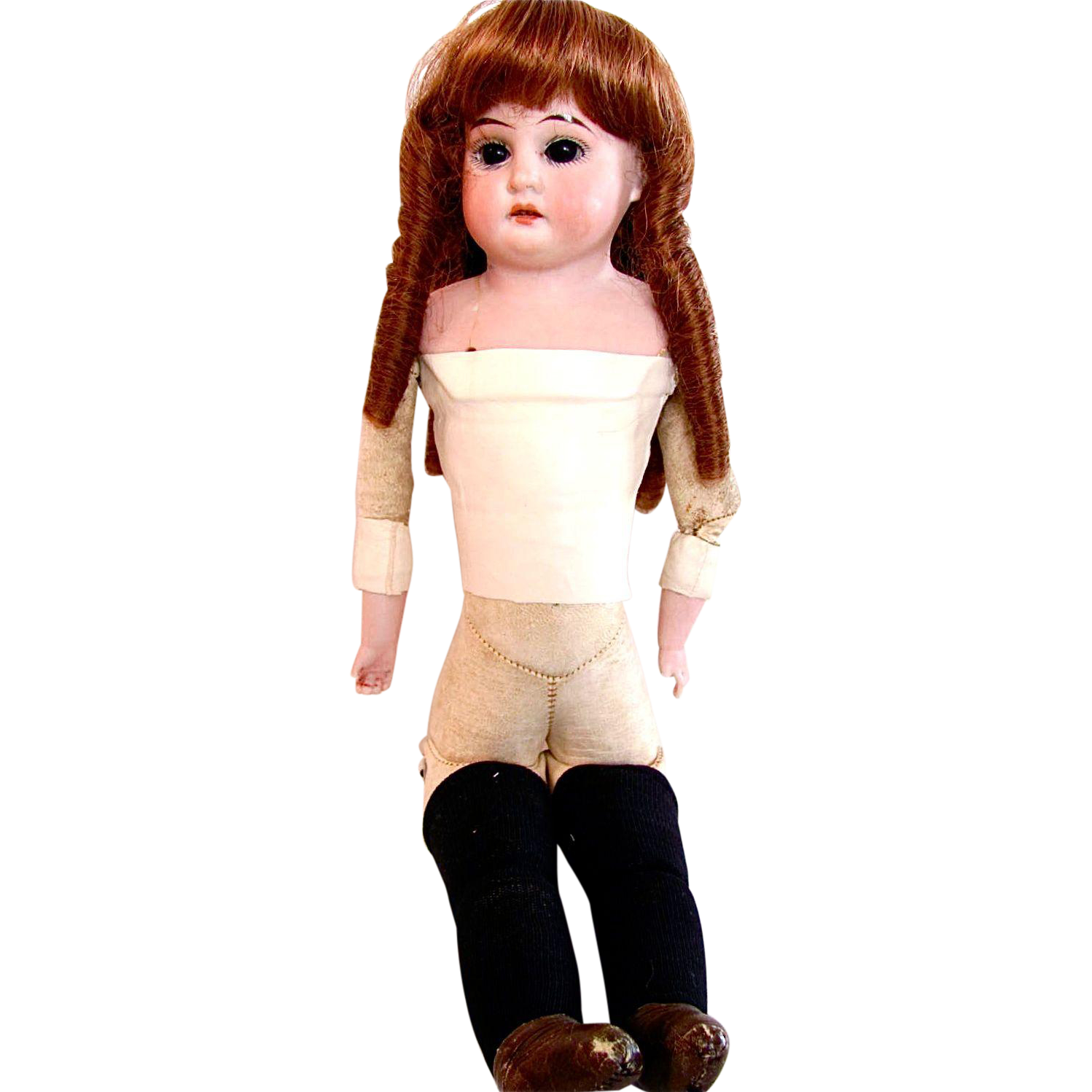 "TLC Armand Marseille 15"" #3200 Doll for Restoration"
