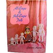 All-Bisque & Half-Bisque Dolls, Doll Reference Book by Genevieve Angione