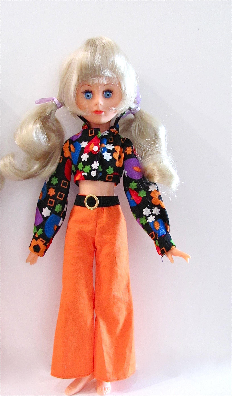 Fashion Doll Twins Groovy Mod Platinum Blond Pair 15