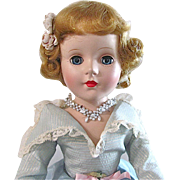 Tea Dance 18-Inch Hard Plastic Sweet Sue Walker Vintage 1952 - Special Purchase for Mary R.