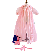 Barbie Nighty Negligee, Complete Fashion #965, Mattel Vintage 1959-64