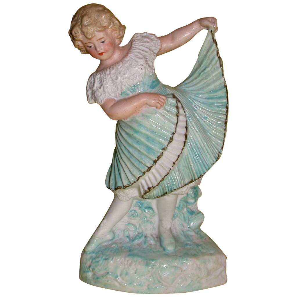 Heubach Dancing Girl, circa 1900