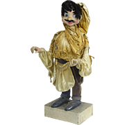 """REDUCED Vintage Automaton Gypsy - Works Well But Costume Is """"As Is"""""""