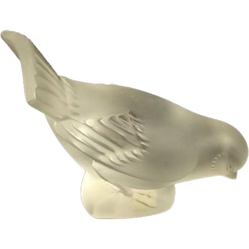 "Lalique Paris ""Swallow"""