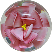 Lovely Forever Flower Paperweight, Dynasty Gallery, Heirloom Collectibles