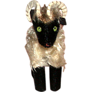 """Steiff Mountain Sheep """"Snucki"""" in Very Good Condition (and Absolutely Adorable!)"""