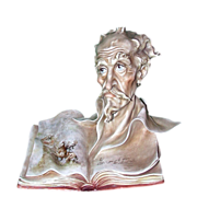 "Borsato - ""Don Quixote"" - Wonderful Porcelain Sculpture -Great Detail - Great Humor!"