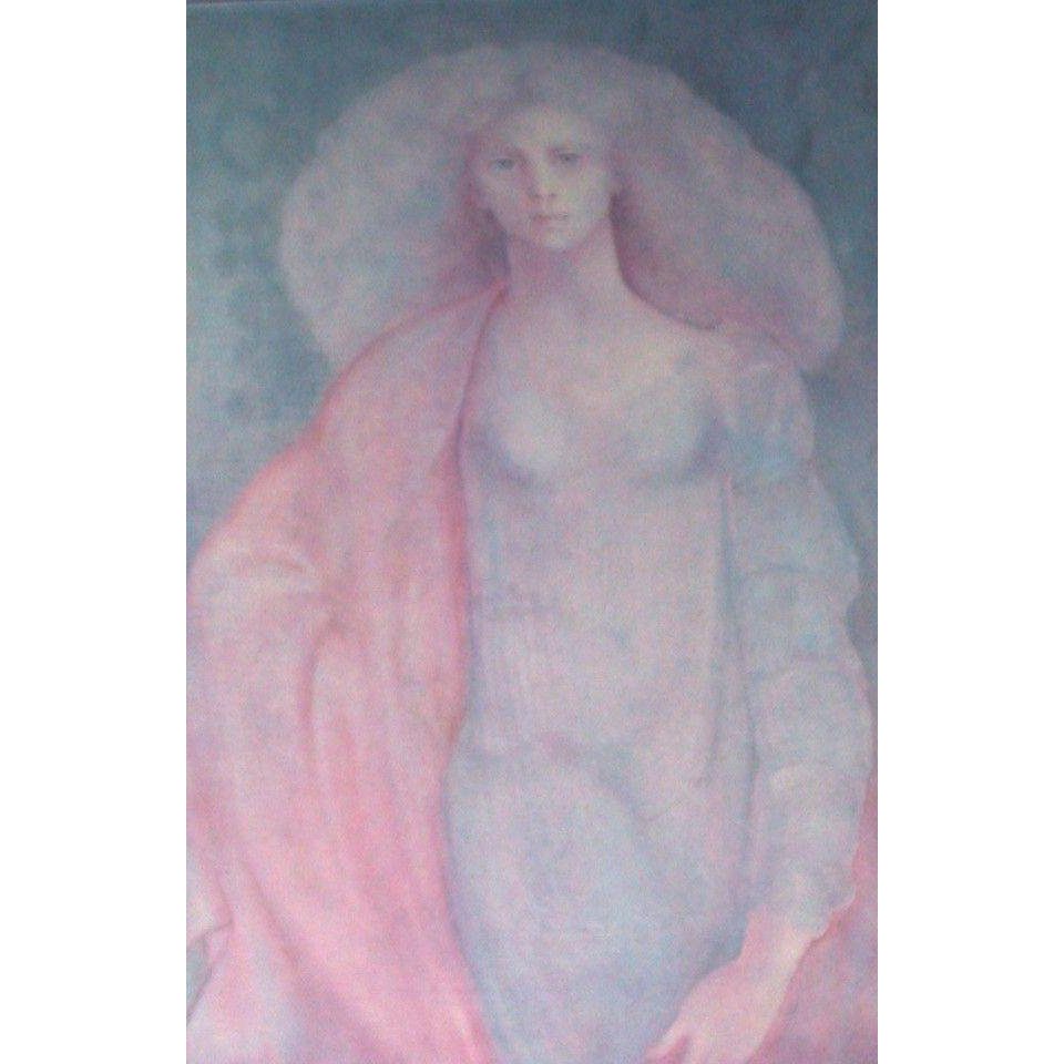 """Leonor Fini - """"L'Amazone"""", Signed and Numbered Closed Limited Edition"""
