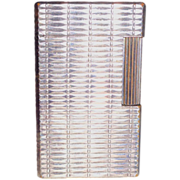 DuPont Silver Cigarette Lighter, Numbered, Circa 1970s