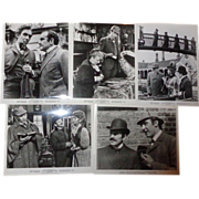 "Billy Wilder's ""Secret Life Of Sherlock Holmes"" - Five Original Publicity Photos - 1970"