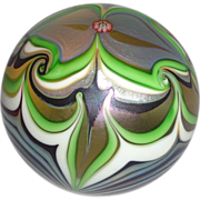 Orient & Flume Paperweight - Exquisite!