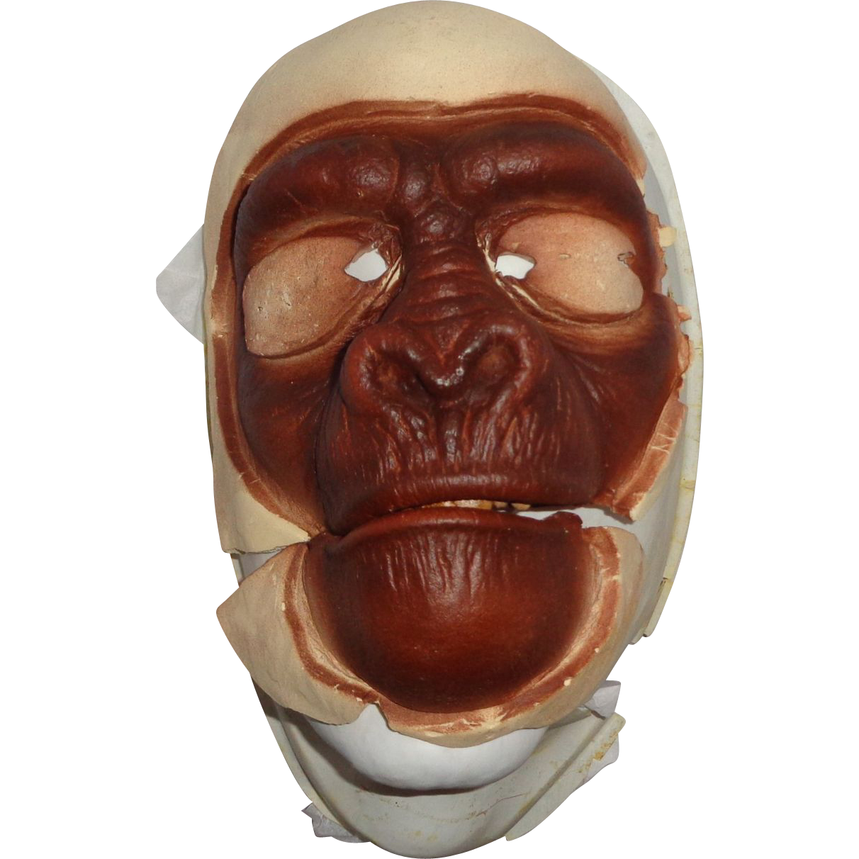 Planet Of The Apes Julius Makeup Appliance - Circa 1968)