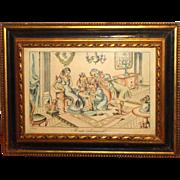 """Sleeping Beauty"" Italian Humorous Interpretation,  Circa First Quarter 1900s."