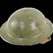 WWII British Helmet c. 1940