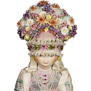 "Cybis ""Polish Bride"" Closed Limited Edition, 1980, Issue Price $16,500.00"