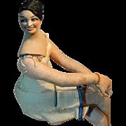 Art Nouveau European Whimsical Fashion Doll