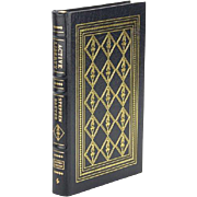 "Easton Press Leather Bound Collector's Edition ""Active Liberty"" by Stephen Breyer With Certificate of Authenticity by Justice Stephen Breyer."