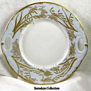 Hand Painted Serving Plate – c. 1915