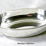 Signed Mappin Webb of London & Sheffield Vintage Silver Plated Vegetable Serving Dish – c.1899