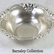 Stamped New K.D. Vintage Silver Plated Bon Bon Dish – Beautiful!