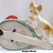 Vintage Terrier Mandolin Pin Cushion
