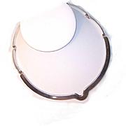 Retro VICTORIAN/CONY Mexico Sterling Silver Link Necklace!