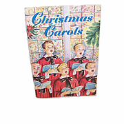 C.1950 Booklet of Christmas Carols - Giveaway from State Bank of Wellston!