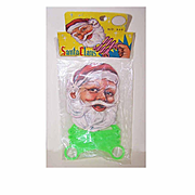 C.1960 UNOPENED Package - Santa Claus on a Finger Stretcher!