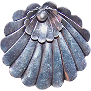 ALPHONSE LAPAGLIA Sterling Silver Pin/Brooch for Black, Starr & Gorham!