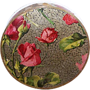 C.1900 FRENCH Candy Box - Catherine Klein Roses!